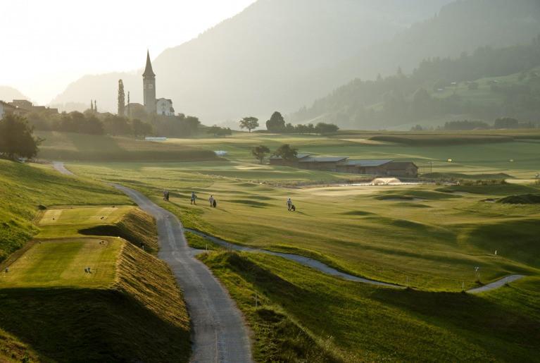 Golfplatz Sagogn