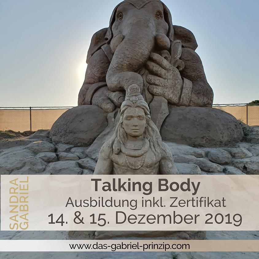 Talking Body - Ausbildung inkl. Zertifikat
