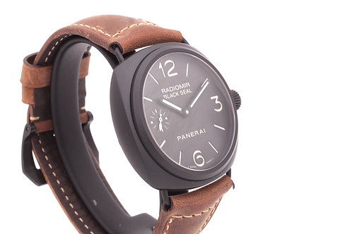 Panerai Radiomir Black Seal PAM00292 PAM292 Manual Wind 45mm Wristwatch