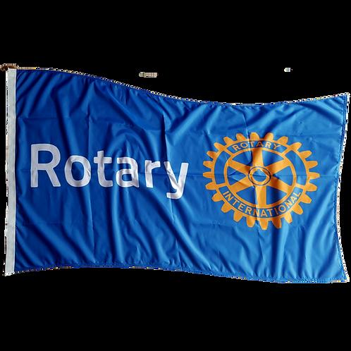 Rotary Flag (Snap Hook or Eyelet)