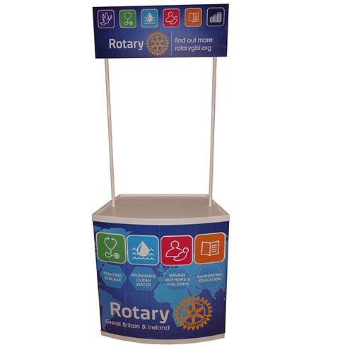 Pop-up Kiosk (8 designs)