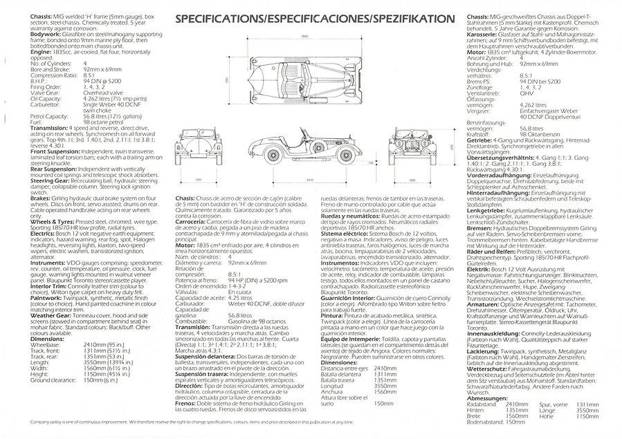 Madison Kit Car, GP Madison, Kit car, Coupe, Madison Coupe, Bonnet Mascot