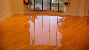 Varying Types And Sheens Of Hardwood Floor Finishes