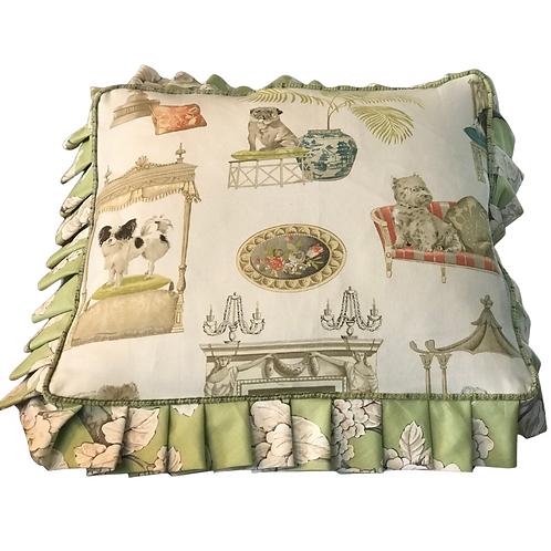 Pearl Dog Bed 24x24