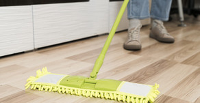 Spring Clean: How to clean your floors like a pro.