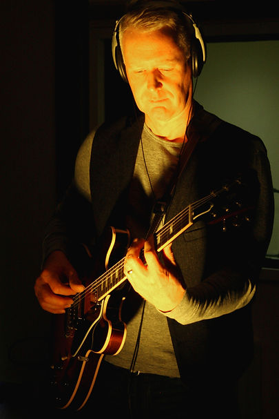 Online Session Guitarist Studio