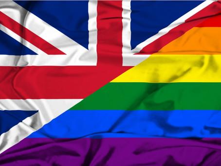 Axing anti-bulling funding for LGBTQIA+ school students? Screams Tory.