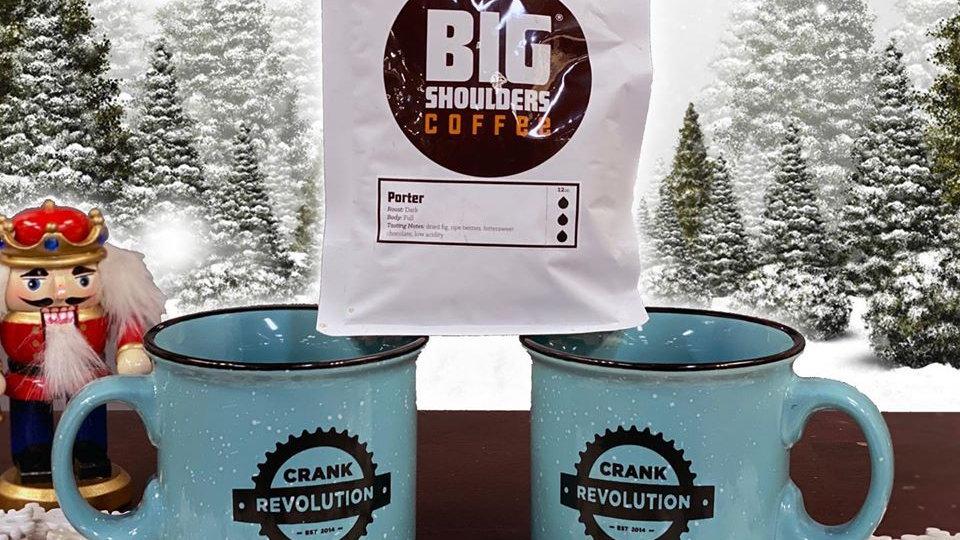 12 oz Stoneware Coffee Mug
