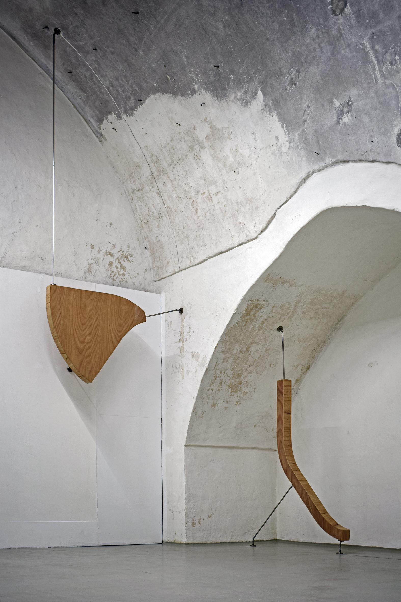 Regola, installation view