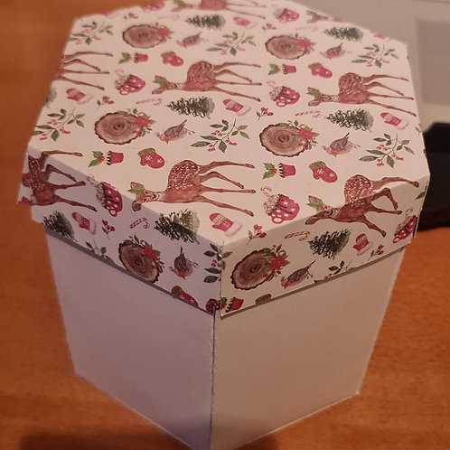 Empty Explosion Box (Various Colours)