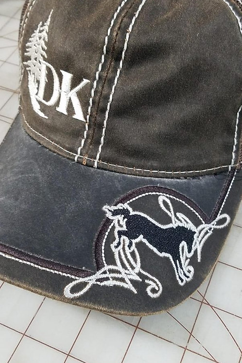 Black Wrangler Cap. Perfect for heading to the Rodeo! Lets Ride!