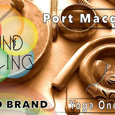 Yin Sound Healing - Port Macquarie (Aus Tour)