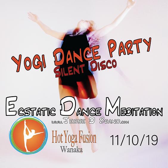 Yogi Dance Party - WANAKA