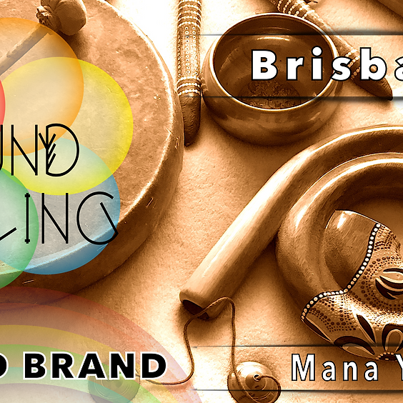 Yin Sound Healing - Brisbane (Aus Tour)