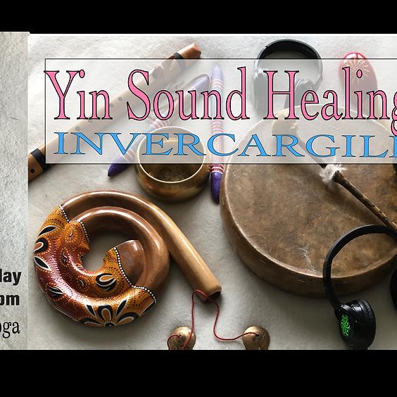 Yin Sound Healing - INVERCARGILL