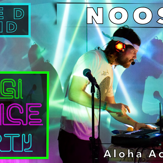 Yogi Dance Party - Noosa (Aus Tour)