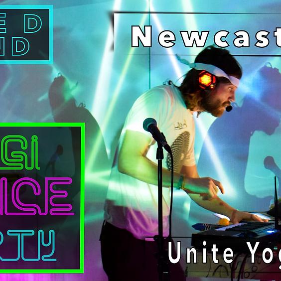 Yogi Dance Party - Newcastle (Aus Tour)