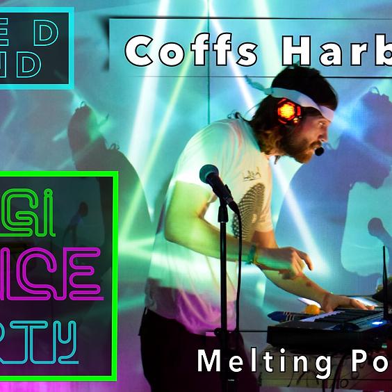 Yogi Dance Party - Coffs Harbour (Aus Tour)
