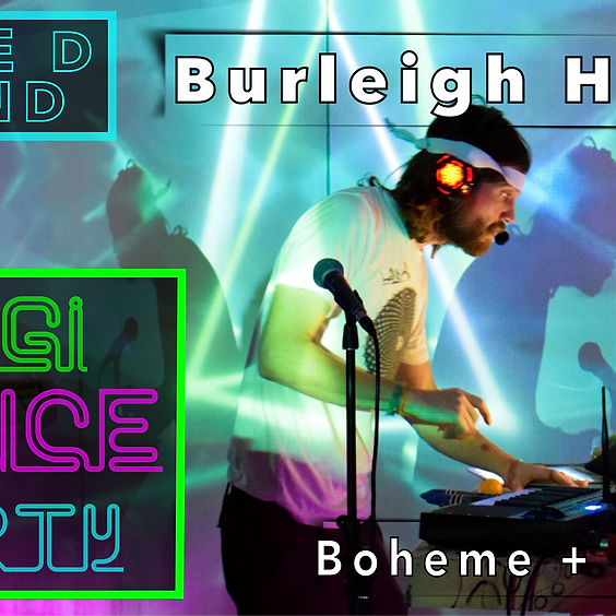 Yogi Dance Party - Burleigh Heads (Aus Tour)