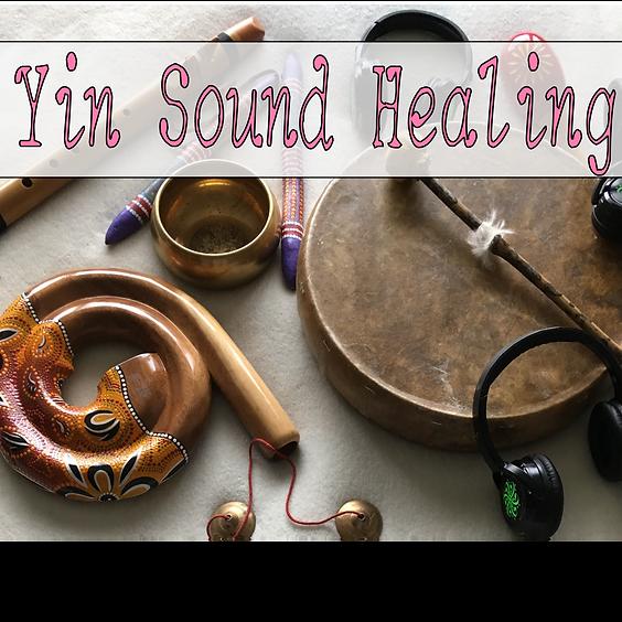Yin Sound Healing - WANAKA