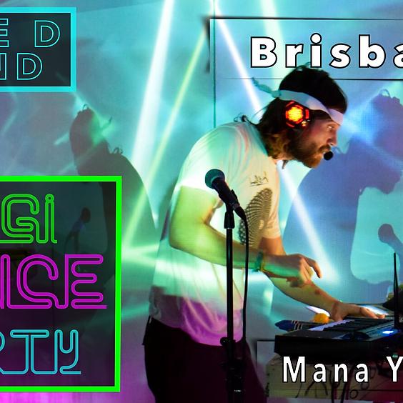 Yogi Dance Party - Brisbane (Aus Tour)