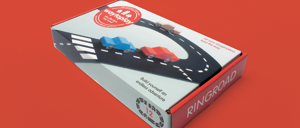 Way To Play - 12pc Ring Road