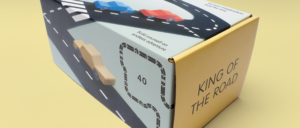 Way To Play - 40pc King Of The Road