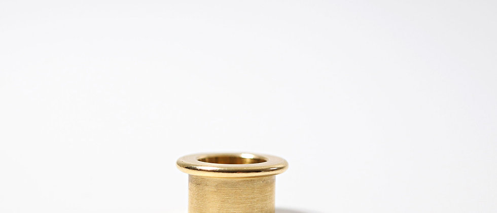 Brass Candle Holders - For Grimms Birthday Ring