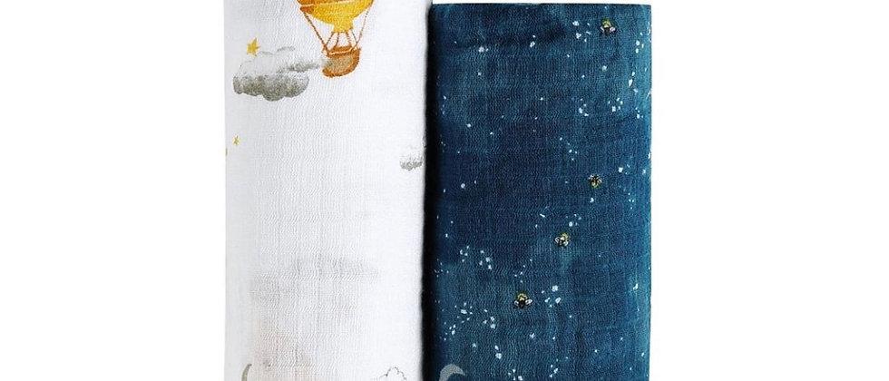 Organic Swaddles - Starry Night