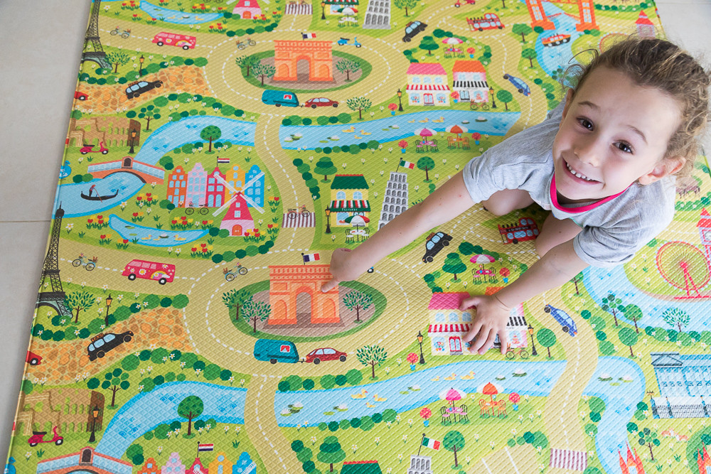 activity playmat, learning through play, baby gym, babymat, baby proofing, non toxic playmat, montessori at home, indoor play, playroom, kids room decor, family room, modern playmat, stylish home, baby room, kids room, baby nursery