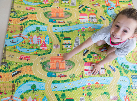Making the most of your Bumpa Mat Activity Track