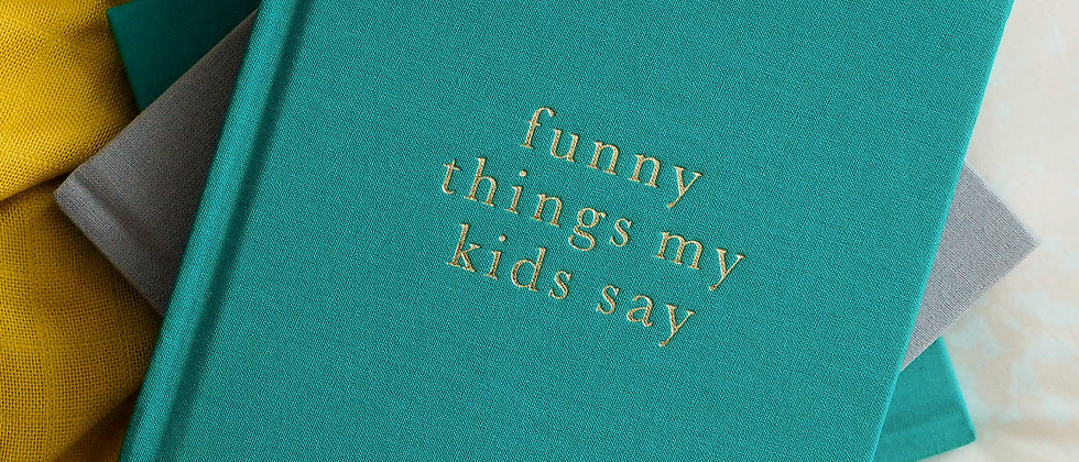 Funny Things My Kids Say