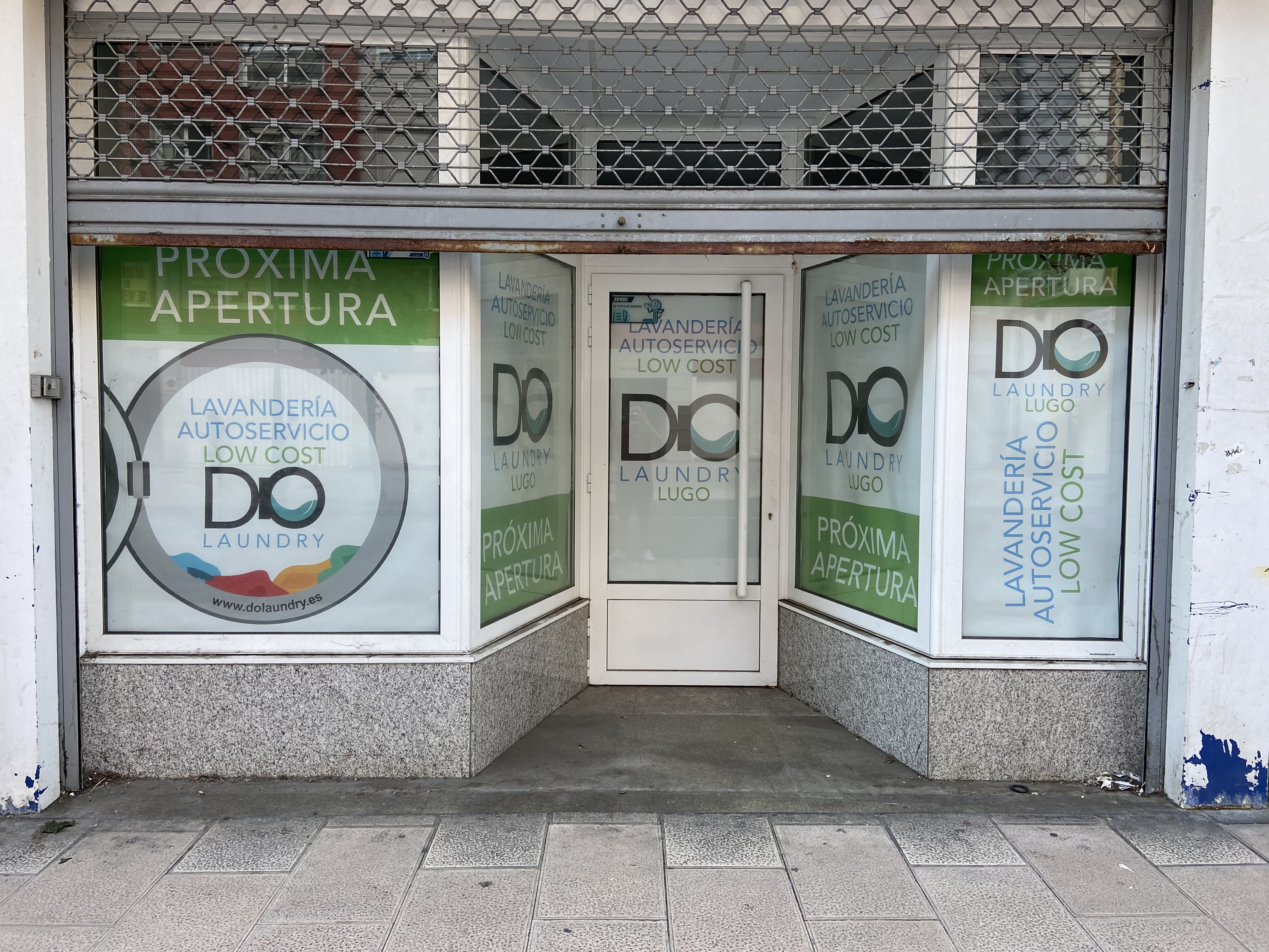 DO LAUNDRY LOW COST LUGO