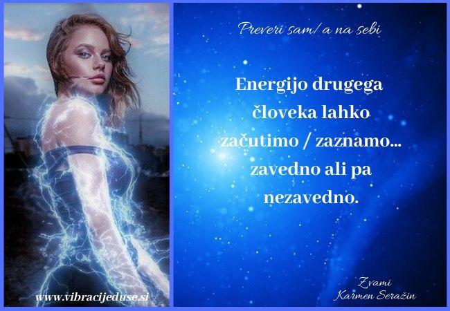 Zaznavanje drugih energij je lahko težko ali lahko -vibracijeduse.si