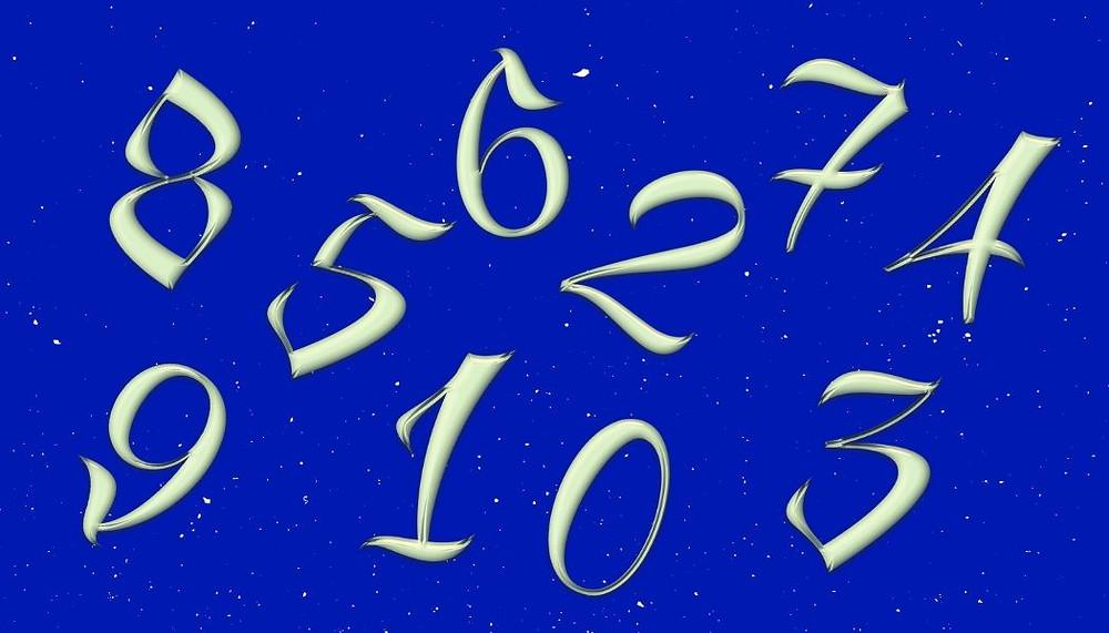 duhovna sporočila preko števil