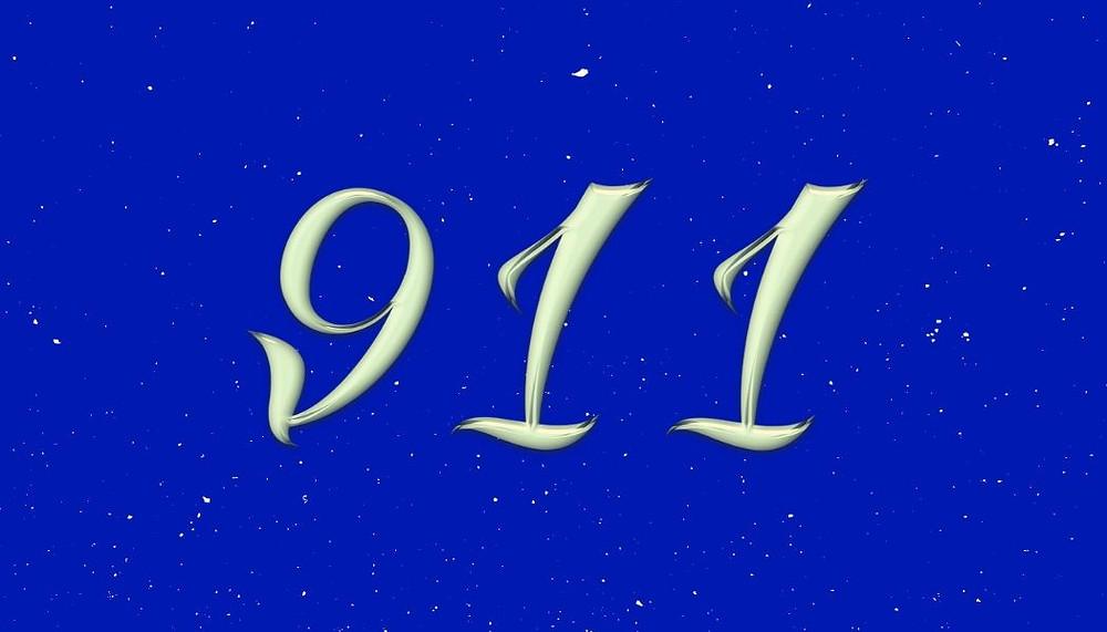 911 število