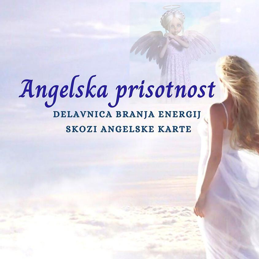 ANGELSKA PRISOTNOST - DELAVNICA DOPOLDAN