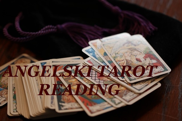 angelski tarot reading vibracijeduse.si