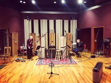 Recording at University of Northern Colorado (US)