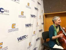 WUTC Radio gig / interview, Chattanooga (US)