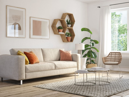 Wood Decor Adds Uniqueness To A Home