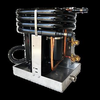 Split Gas Marine Air Conditioning System