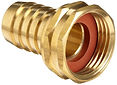 House Connector Female Brass