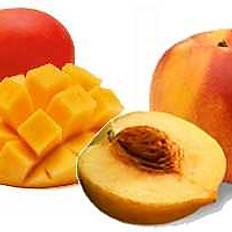 Mango y Durazno.
