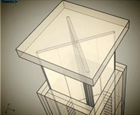 badgir persian gulf windcatcher wind tower CFD simulation