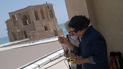 badgir persian gulf windcatcher wind tower siraf nasuri