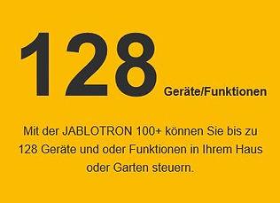 jablotron_100+_alarmanlage_geräte_Funkti