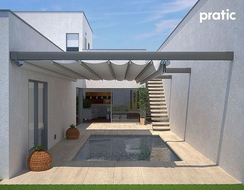 pratic sonnenschutz terrassenueberdachun