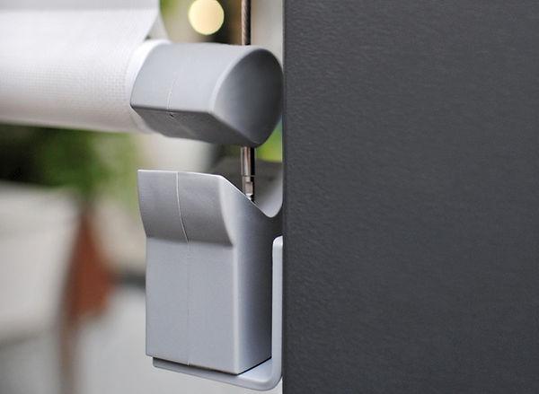 vertikalmarkise mit magnet pratic t squa