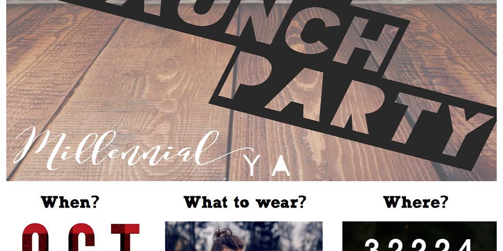 Millennial YA Fall Flannel Launch Party